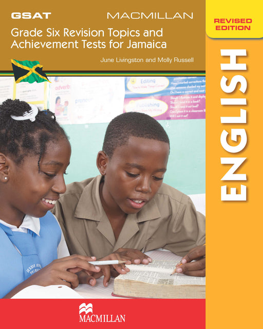 Grade Six Revision Topics and Achievement Tests for Jamaica, 2nd Edition: English