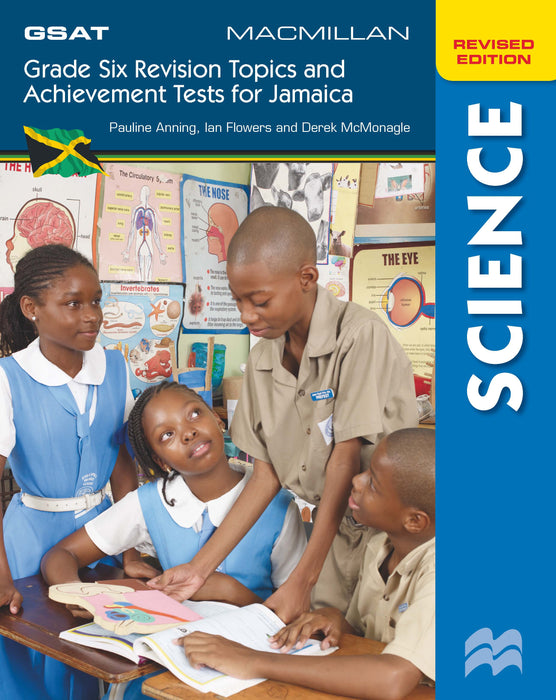 Grade Six Revision Topics and Achievement Tests for Jamaica, 2nd Edition: Science