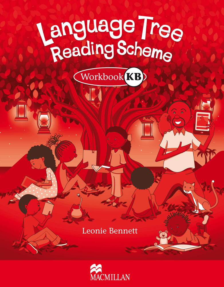 Language Tree Reading Scheme KB WorkBook