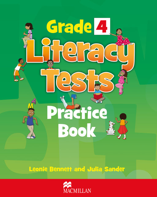 Grade 4 Literacy Tests Practice Book for Jamaica