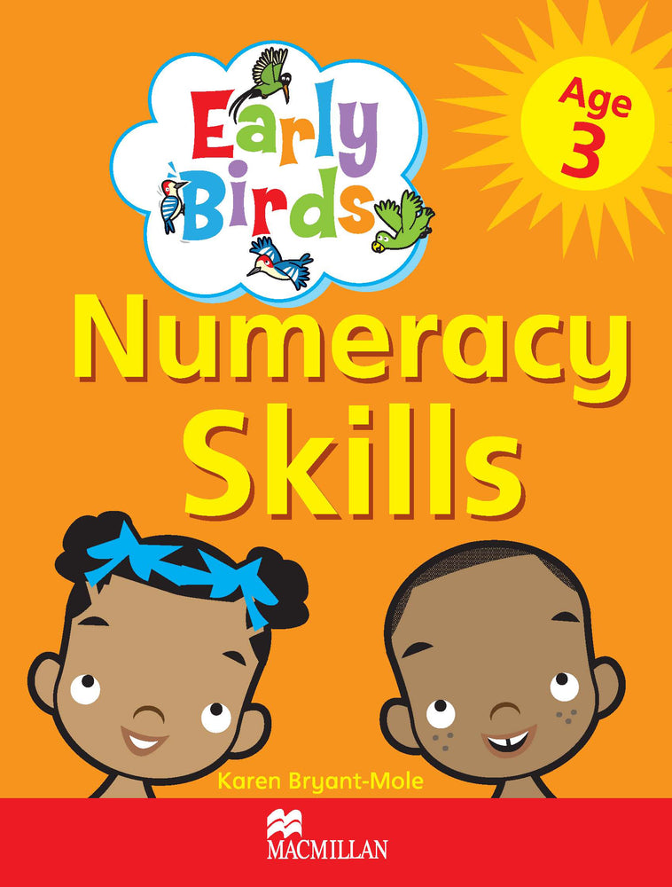 Early Birds Numeracy Skills Workbook: Age 3