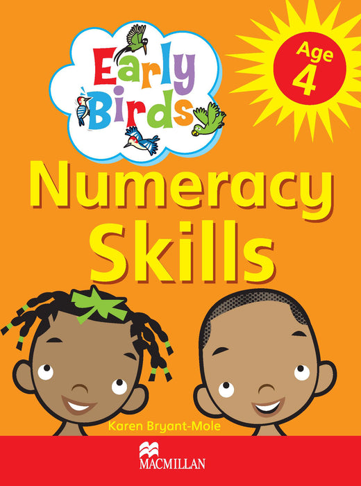 Early Birds Numeracy Skills Workbook: Age 4