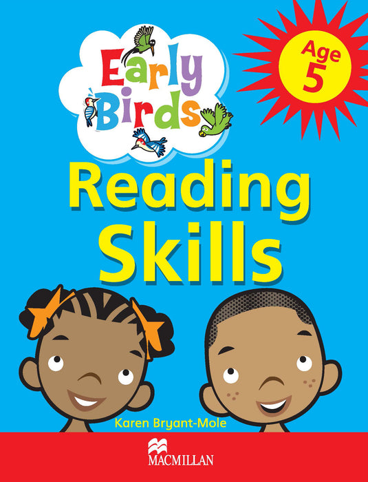 Early Birds Reading Skills Workbook: Age 5