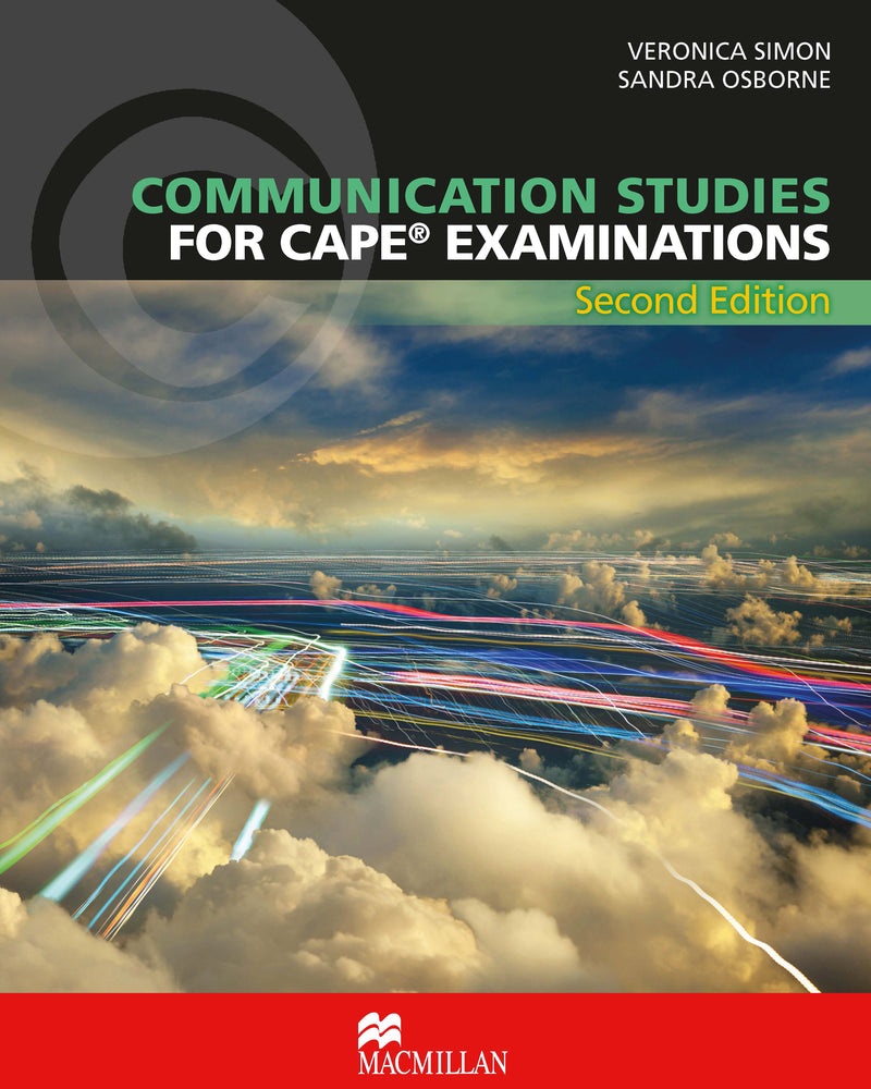 Communication Studies for CAPE® Examinations 2nd Edition Student's Book