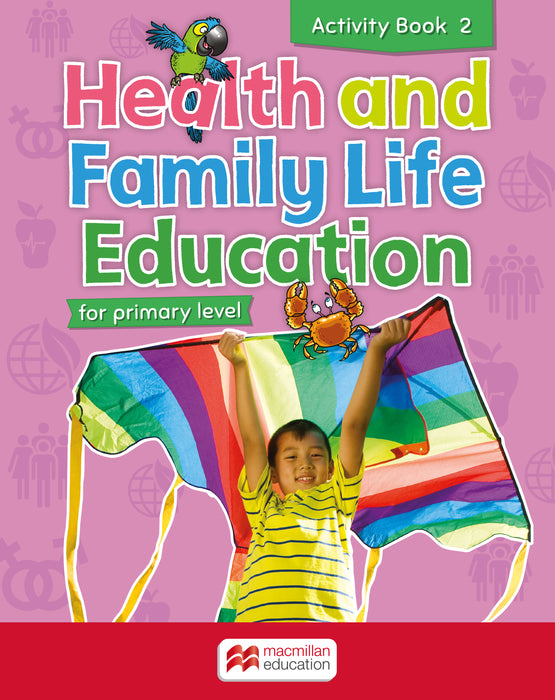 Health and Family Life Education Activity Book 2