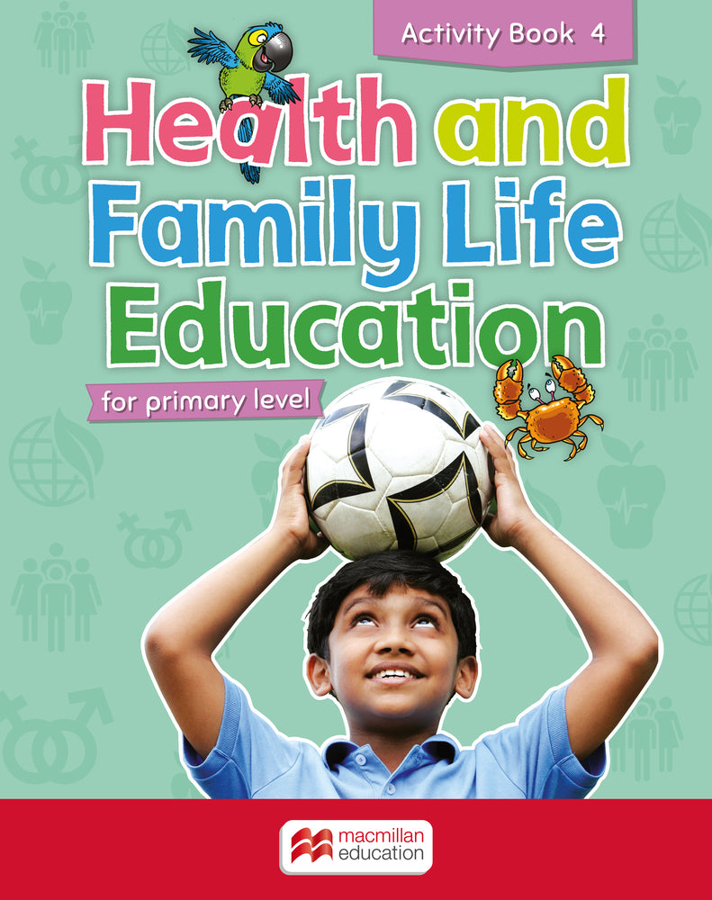 Health and Family Life Education Activity Book 4