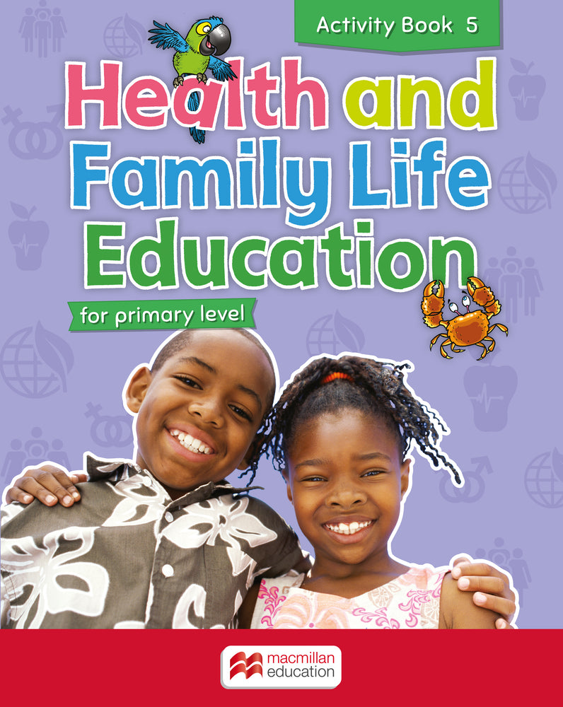 Health and Family Life Education Activity Book 5