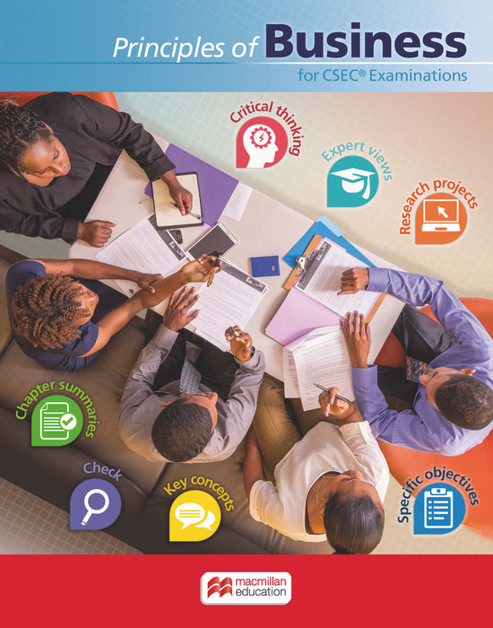 Principles of Business for CSEC® Examinations Student's Book