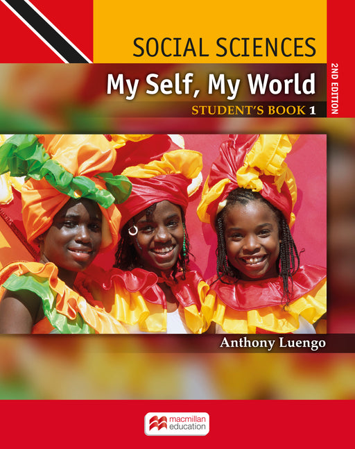 Social Sciences for Trinidad and Tobago 2nd Edition Student's Book 1