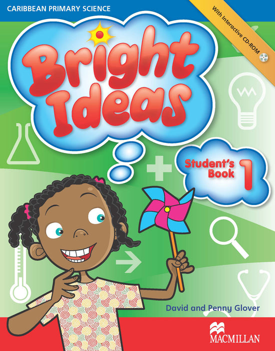 Bright Ideas: Primary Science Student's Book 1 with CD-ROM