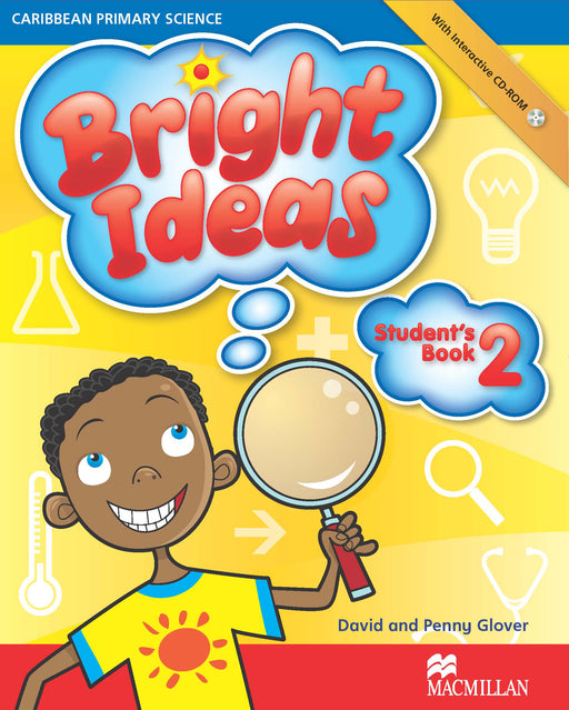 Bright Ideas: Primary Science Student's Book 2 with CD-ROM