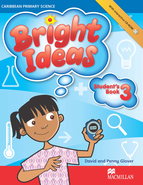 Bright Ideas: Primary Science Student's Book 3 with CD-ROM