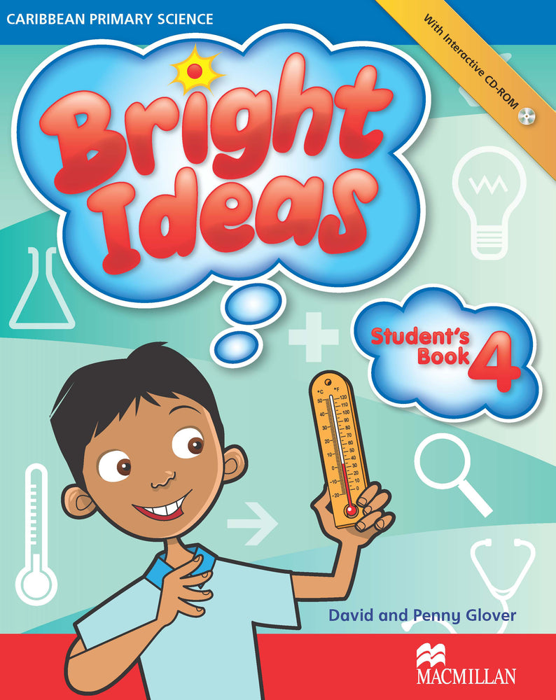 Bright Ideas: Primary Science Student's Book 4 with CD-ROM