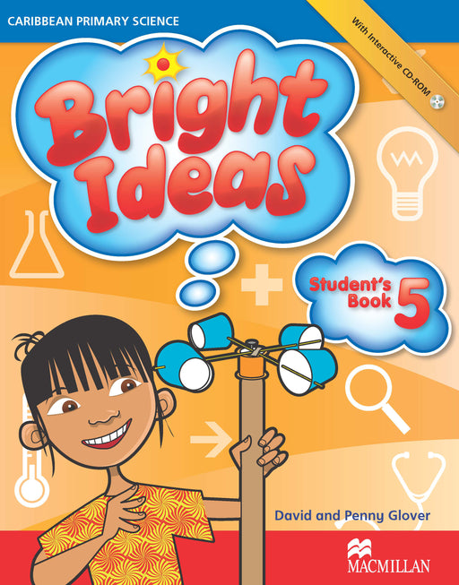 Bright Ideas: Primary Science Student's Book 5 with CD-ROM