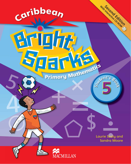 Bright Sparks 2nd Edition Students Book 5 with CD-ROM