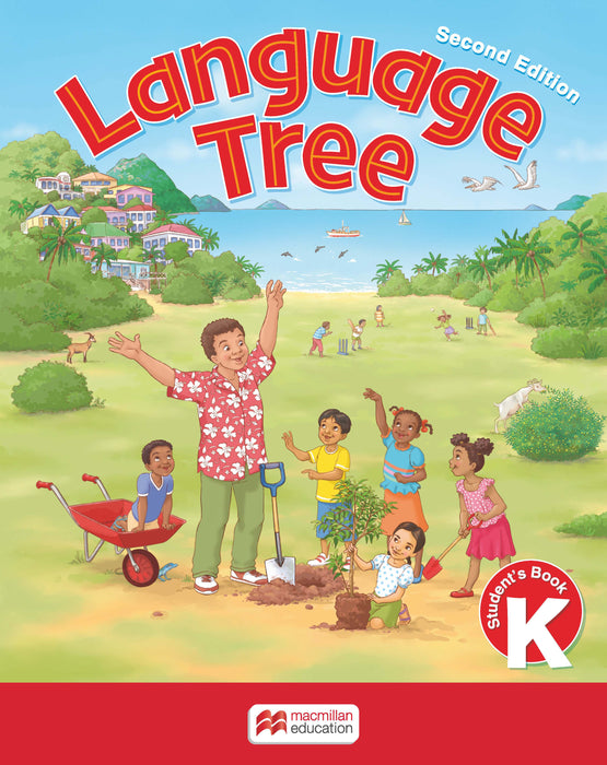 Language Tree 2nd Edition Student's Book K