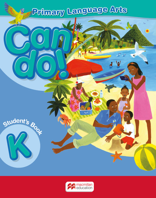 Can Do! Student's Book K