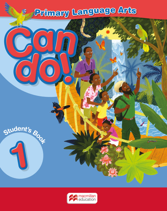 Can Do! Student's Book 1