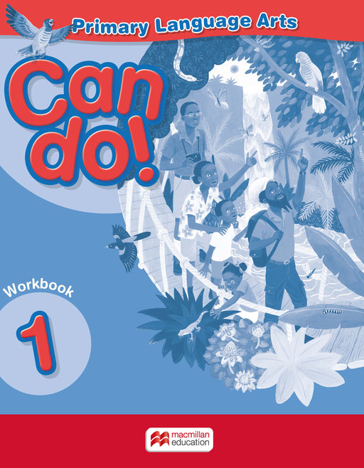 Can Do! Workbook 1