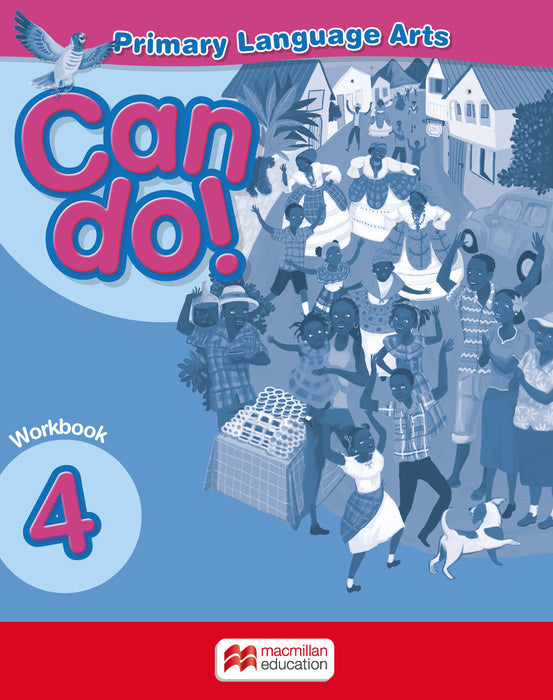 Can Do! Workbook 4