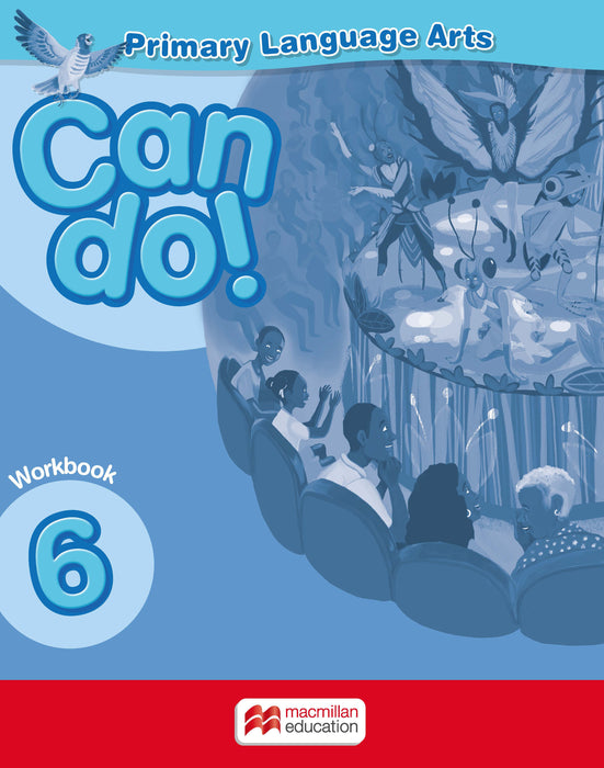 Can Do! Workbook 6