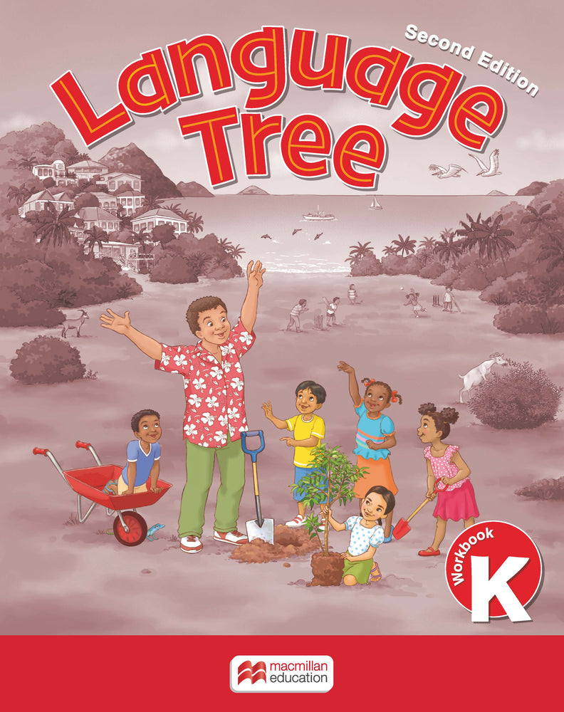 Language Tree 2nd Edition Workbook K