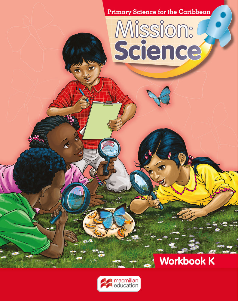 Mission: Science Workbook K