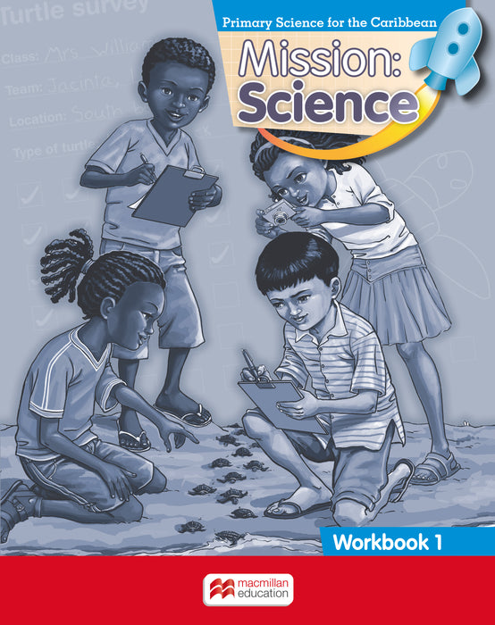 Mission: Science Workbook 1