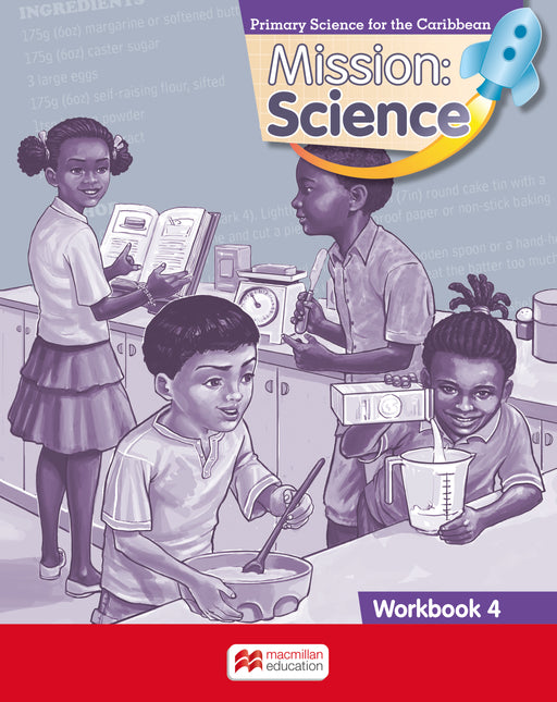 Mission: Science Workbook 4