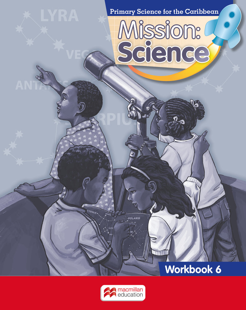 Mission: Science Workbook 6