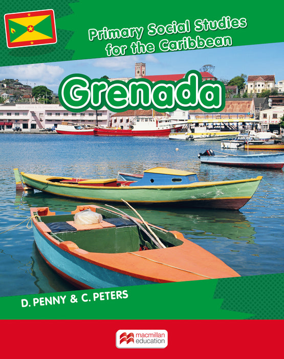 Primary Social Studies for the Caribbean Workbook: Grenada