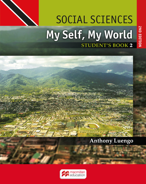 Social Sciences for Trinidad and Tobago 2nd Edition Student's Book 2