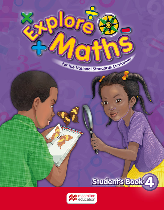 Explore Maths for Jamaica Grade 4 Student's Book