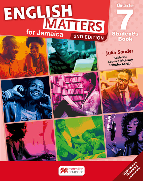 English Matters for Jamaica 2E Grade 7 Student's Book