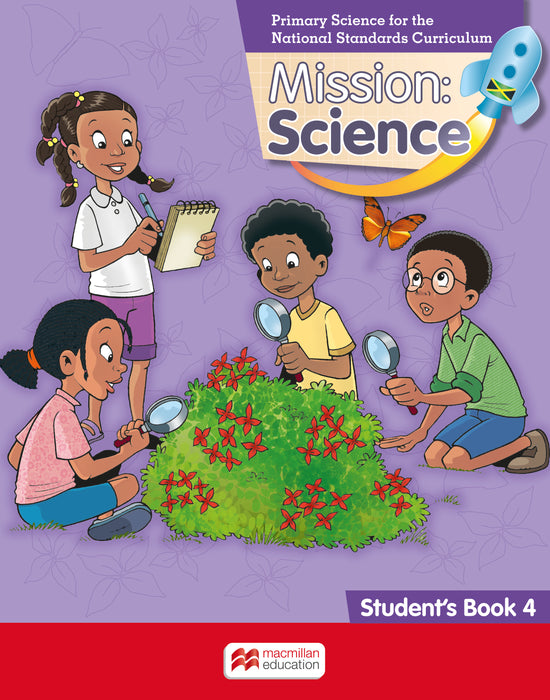 Mission: Science for Jamaica Grade 4 Student's Book