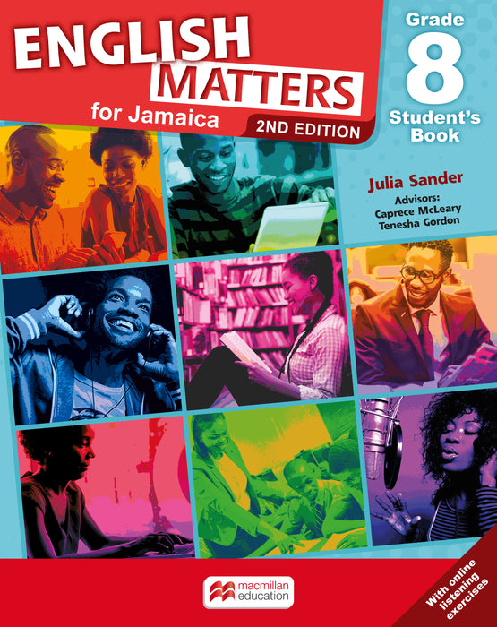 English Matters for Jamaica 2E Grade 8 Student's Book