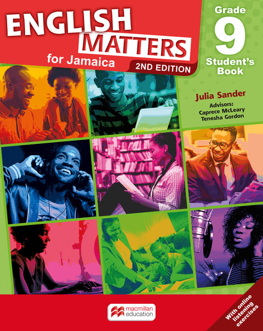 English Matters for Jamaica 2E Grade 9 Student's Book