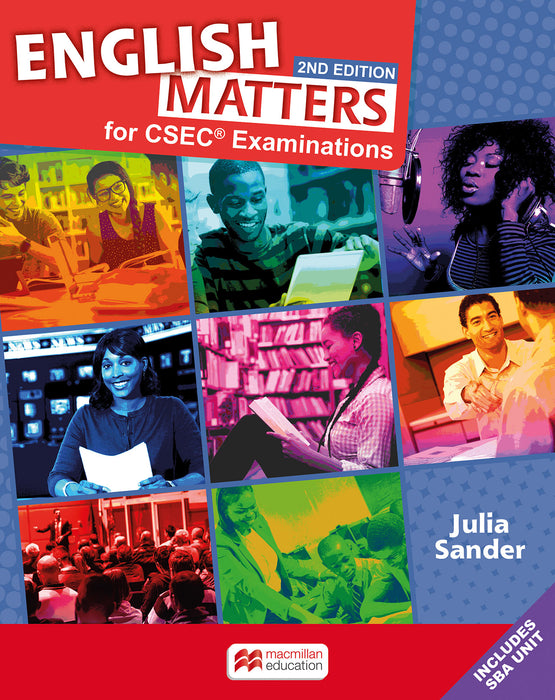 English Matters for CSEC Examinations 2nd Edition Student's Book