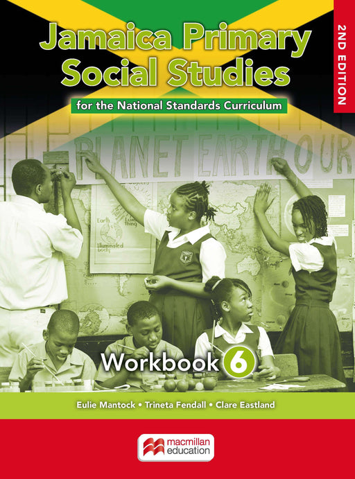 Jamaica Primary Social Studies 2E Grade 6 Workbook