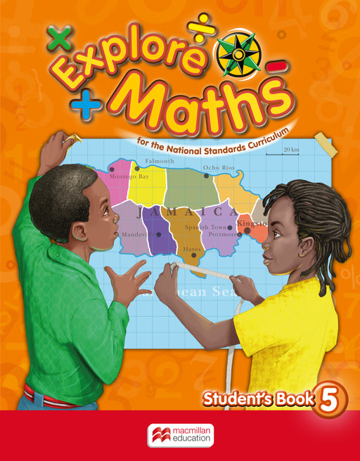 Explore Maths for Jamaica Grade 5 Student's Book