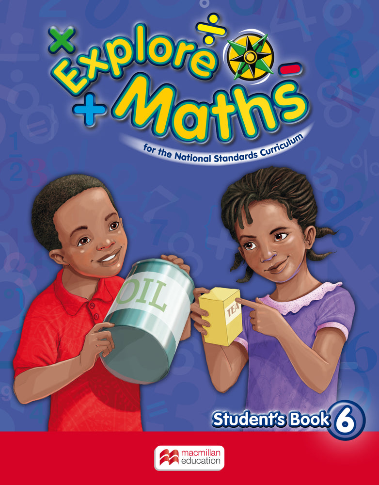 Explore Maths for Jamaica Grade 6 Student's Book