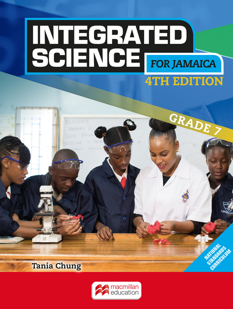 Integrated Science for Jamaica 4th edition Grade 7 Student's Book