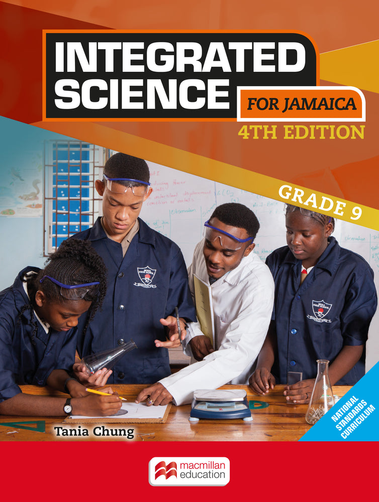Integrated Science for Jamaica 4th edition Grade 9 Student's Book
