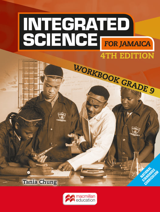 Integrated Science for Jamaica 4th Edition Grade 9 Workbook