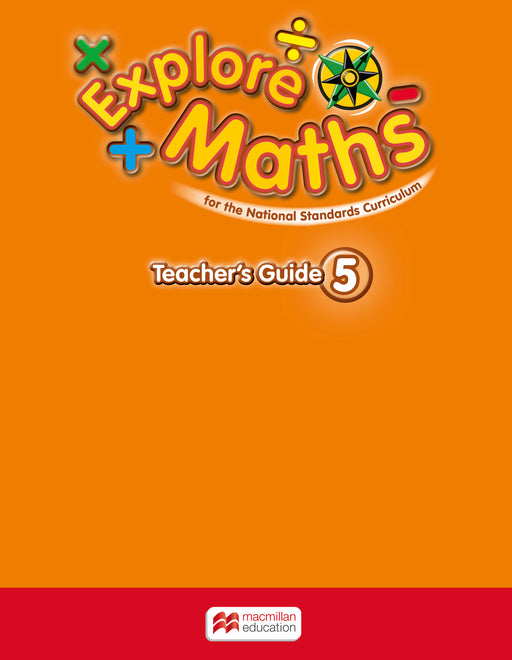 Explore Maths for Jamaica Grade 5 Teacher's Book