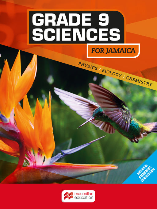 Grade 9 Science for Jamaica Student's Book