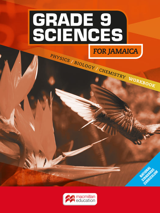 Grade 9 Science for Jamaica Workbook