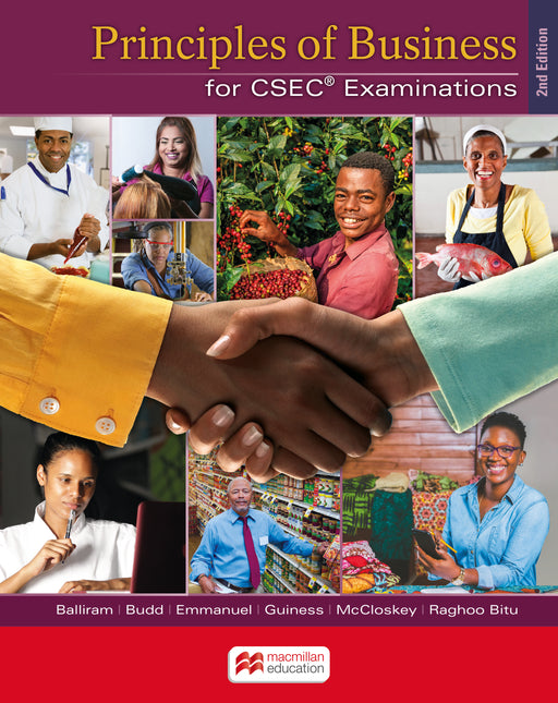 Principles of Business for CSEC Examinations (New 2e) Student's Book