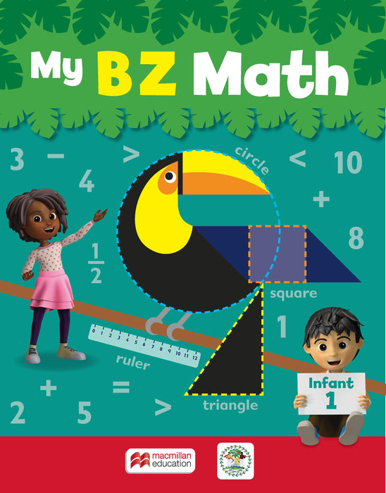 My BZ Math Infant 1