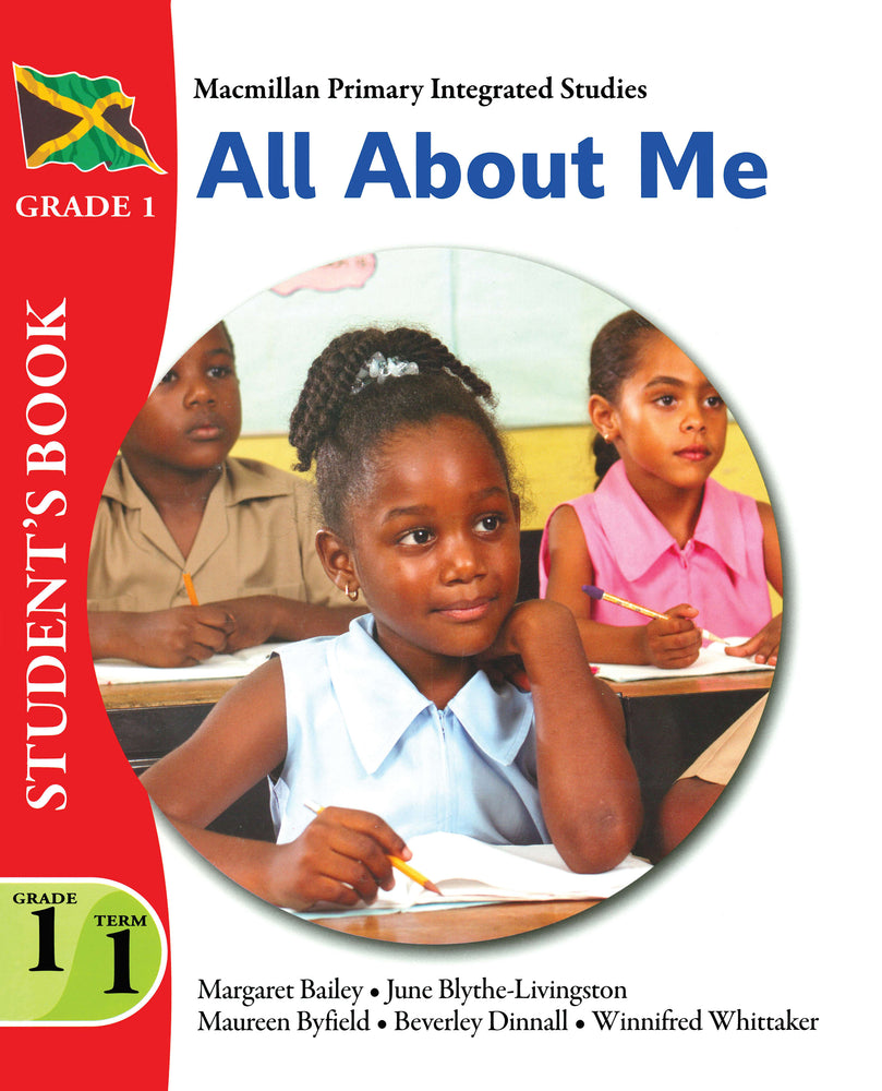 Jamaica Primary Integrated Curriculum Grade 1/Term 1 Student's Book All About Me